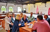 At Quevedo Port Wine.