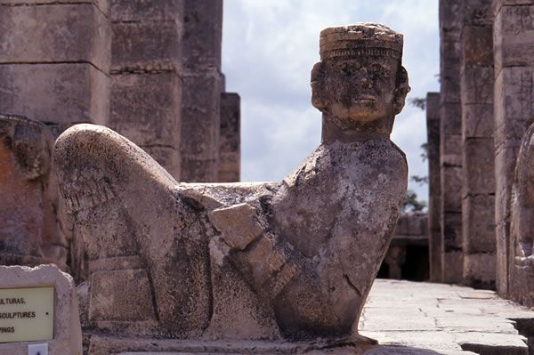 Internet Picture of the Chac Mool